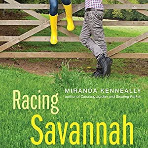 Racing Savannah | Livre audio