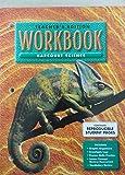 img - for Harcourt Science, Grade 4, Workbook, Teacher's Edition book / textbook / text book