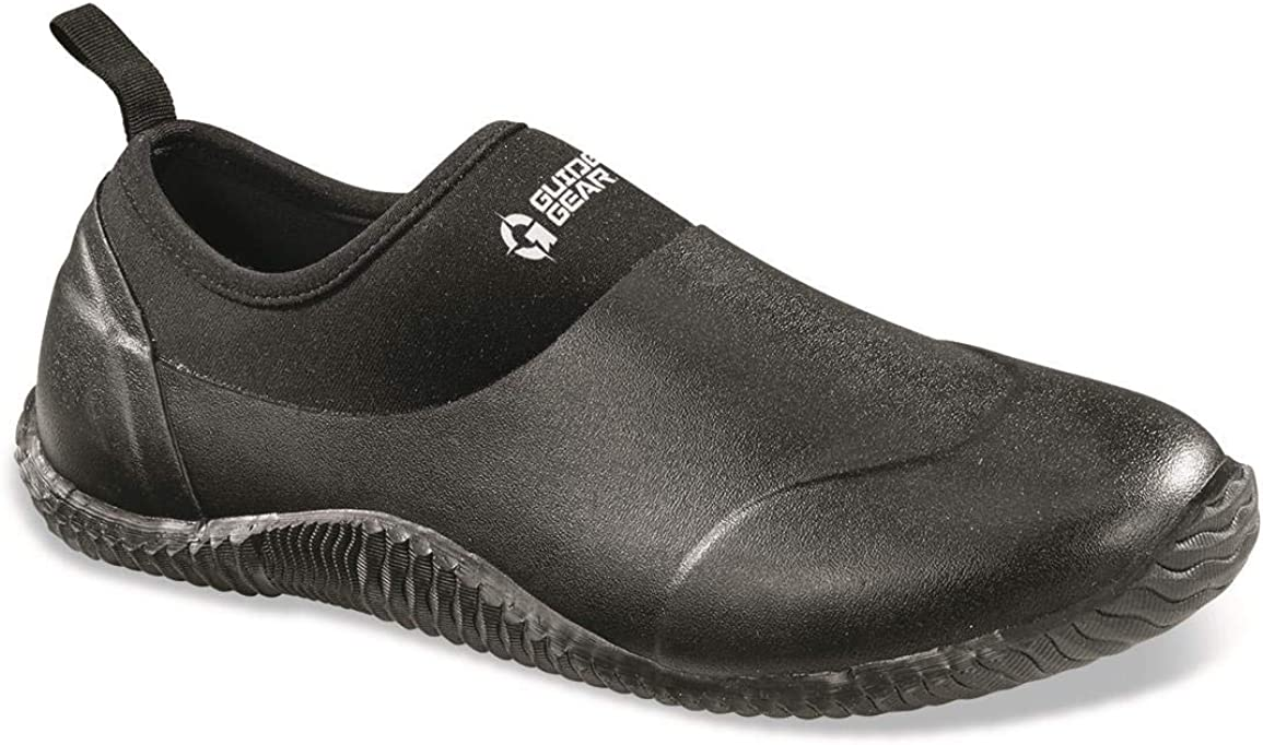 Guide Gear Men's Low Bogger Rubber Clogs