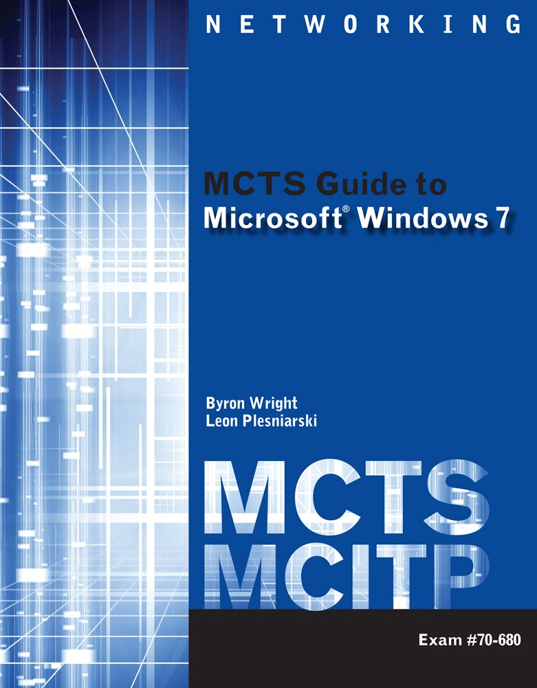 Buy Mcts Guide To Microsoft Windows 7 Exam 70 680 Lab Manual For