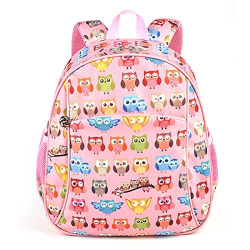 Toddler Backpack, Cartoon Animal Preschool Backpack, COOFIT Little Kid Backpacks For Boys And Girls
