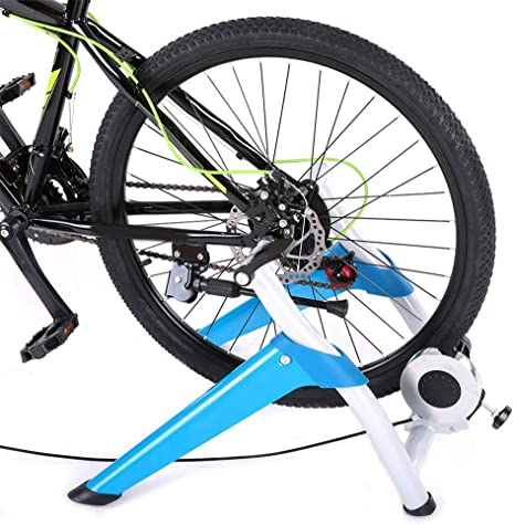 SLRMKK Bicicleta Turbo Trainer, Bicicleta Magnética Turbo Trainer ...