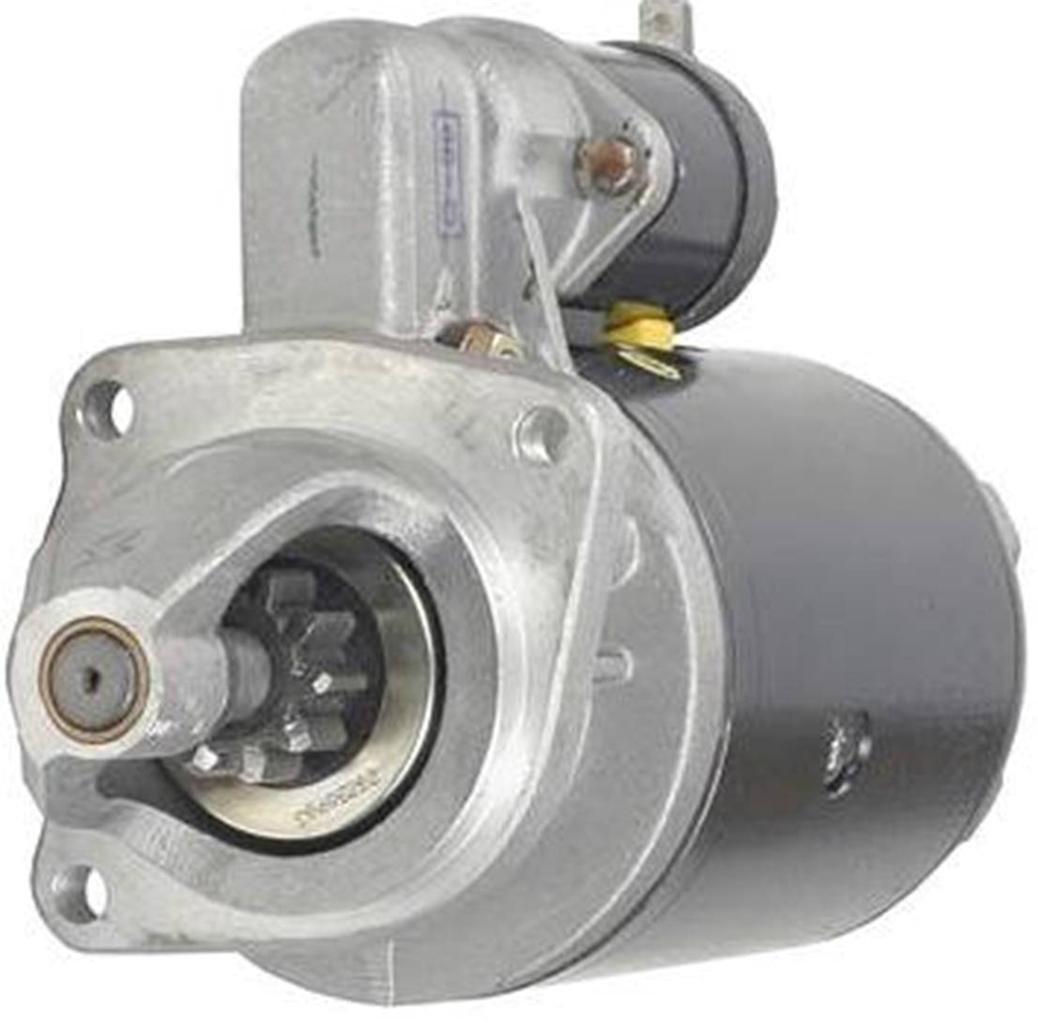 New Starter Motor Fits Jcb Jc Bamford Loader 214 215 Alternator Wiring Diagram 217 2cx 71440159 26345d 26345e Automotive