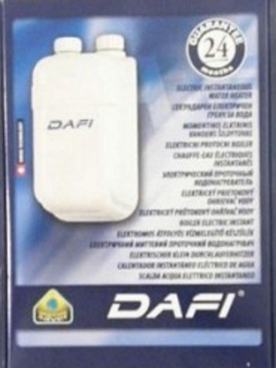 Durchlauferhitzer 4,5 kW 230V Untertisch elektronisch DAFI