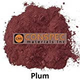 Conspec 1 Lbs. PLUM Powdered Color for Concrete, Cement, Mortar, Grout, Plaster
