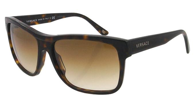 46095b52a041b Versace Gafas de sol Para Hombre 4179 S - 108 51  Tortuga  Amazon.es  Ropa  y accesorios