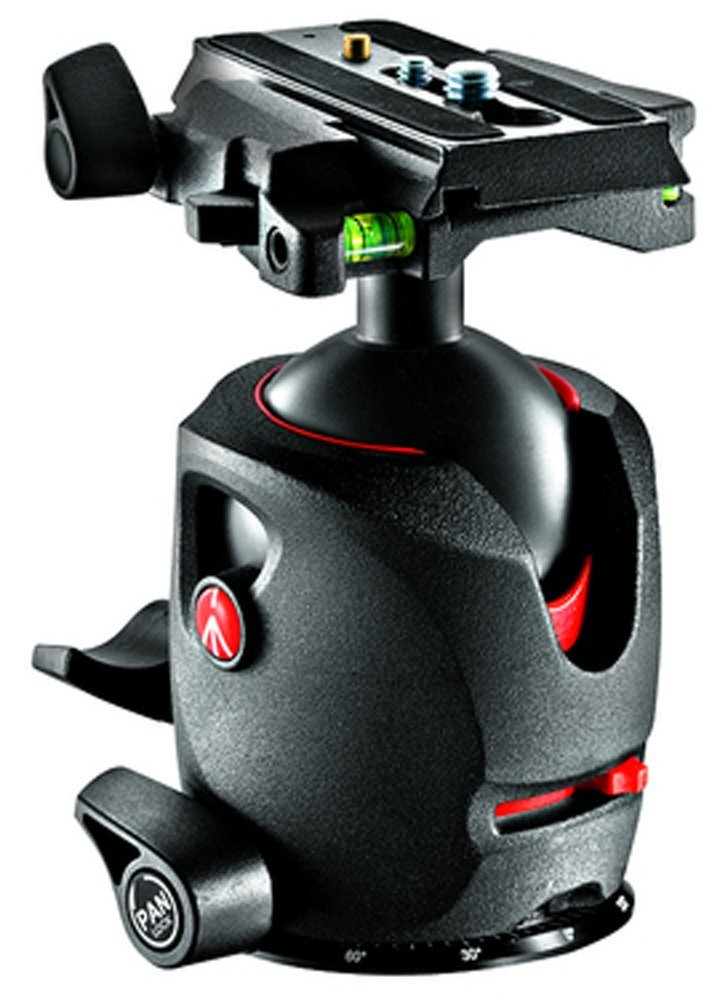 Manfrotto MH057M0-Q5 057 Magnesium Ball Head with Q5 Quick..