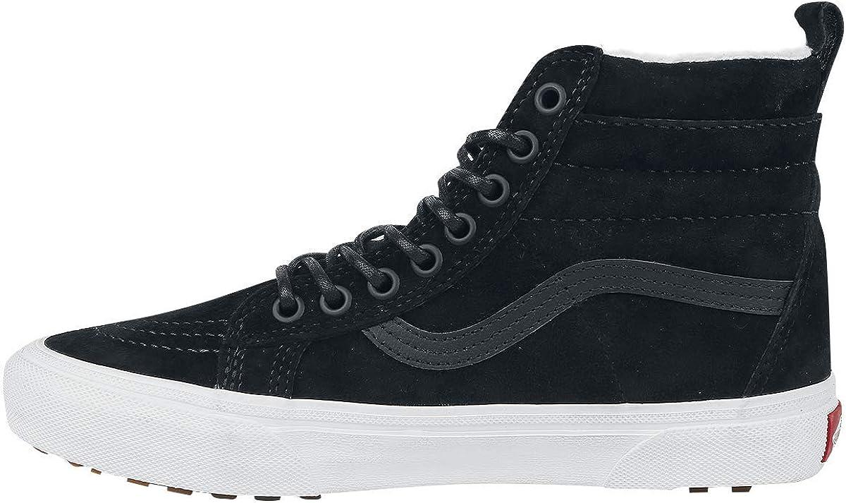 Vans Sk8-hi MTE, Sneakers Hautes Mixte Mte Black Black Marshmallow