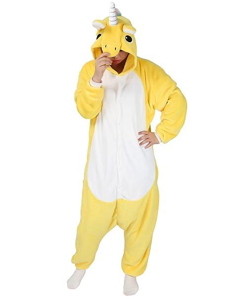 PIN Cosplay Disfraz Pijamas Animal Entero Traje para Carnaval Ropa de Dormir Invierno Unisex