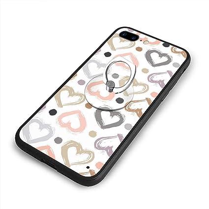 Amazon.com: Funda para iPhone 7 Plus, iPhone 8 Plus, carcasa ...