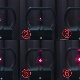 Amazon Co Jp Vector Optics Ravage 1x28x40 マルチレティクル レッドドットサイト ホビー