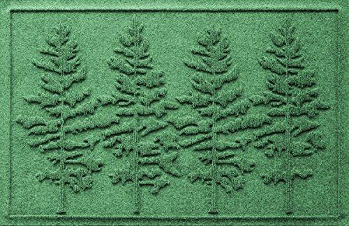 Aqua Shield Fir Forest Mat, 2 by 3-Feet, Light Green