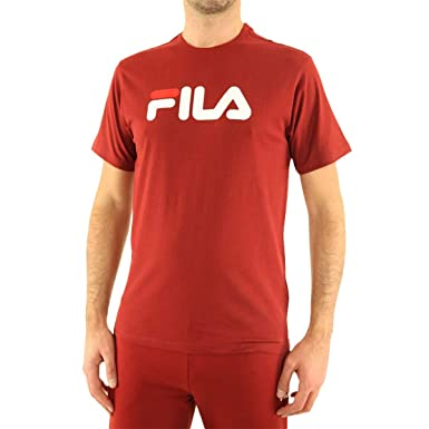 Fila Classic Pure Men Maroon  Amazon.co.uk  Clothing 971f31d9f13