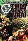 img - for Zombies vs Robots: This Means War! by Jesse Bullington (2012-05-01) book / textbook / text book