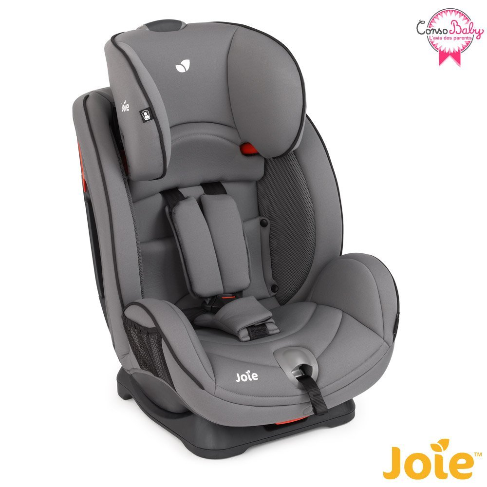 Smart Baby Joie Silla Auto Stages Grupo 0+ 1 2 (De 0 a 18 kg)