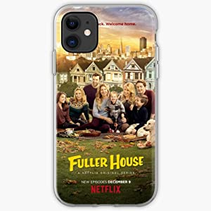 Gladstone Uncle House Selling Full Jesse Top Joey Katsopolis John Stamos Fuller Phone Case Compatible with iPhone 12/12Pro Max Mini iPhone 11 11 pro Max XR Xs Xs Max SE 2020/7/8 6/6s Plus Case