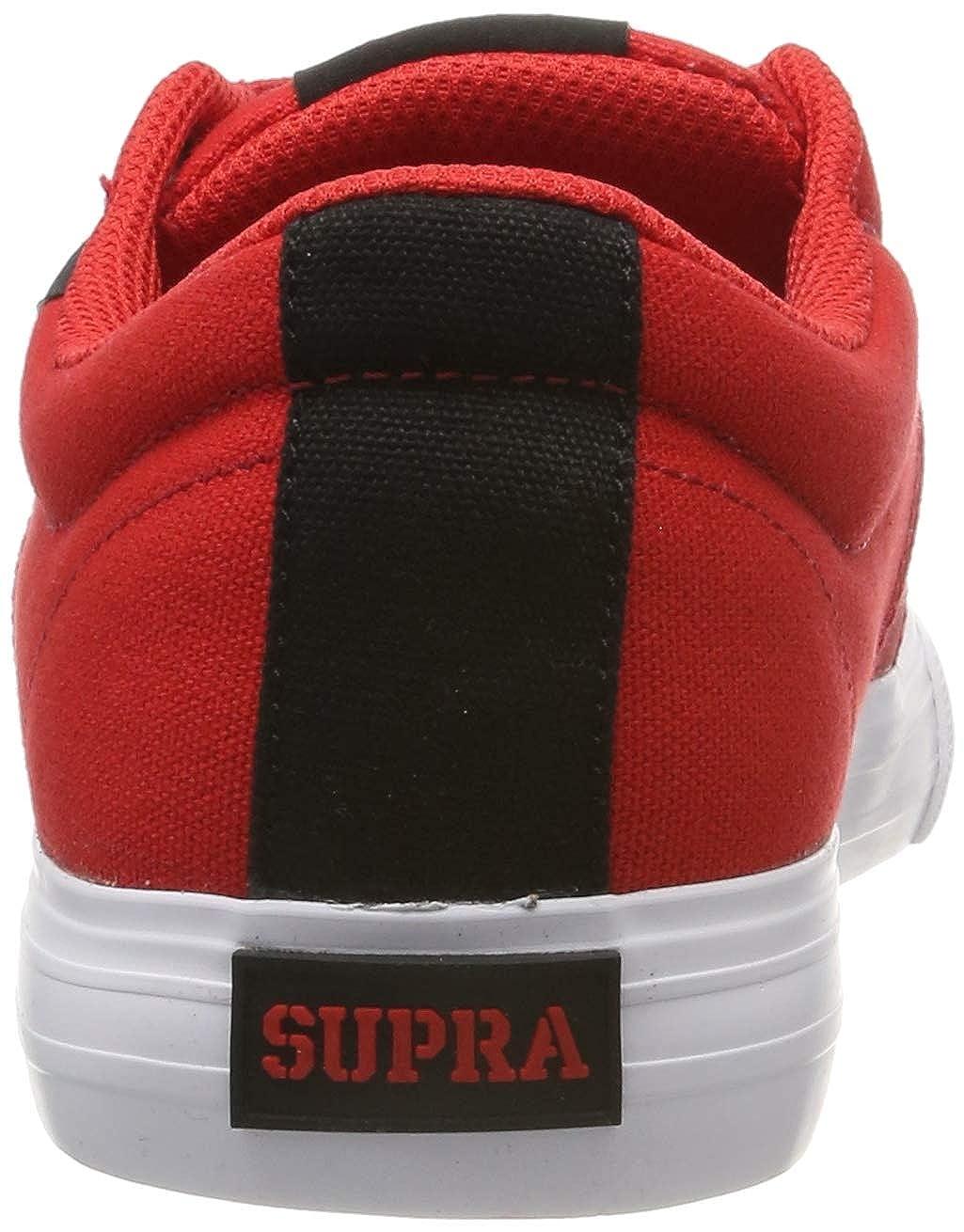 Supra Stacks II Vulc Chaussures de Skateboard Mixte Adulte