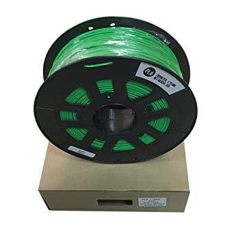 luxn Watts Verde PLA 1.75 3d impresora filamento 1.75 mm bobina de ...