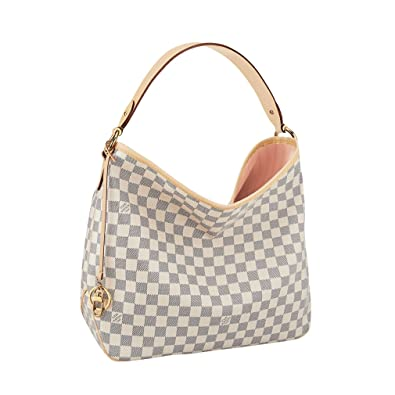 Louis Vuitton Damier Canvas Delightful MM Handbag Article  N41607 ... a174afee8