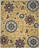 Safavieh Blossom Collection BLM401B Handmade
