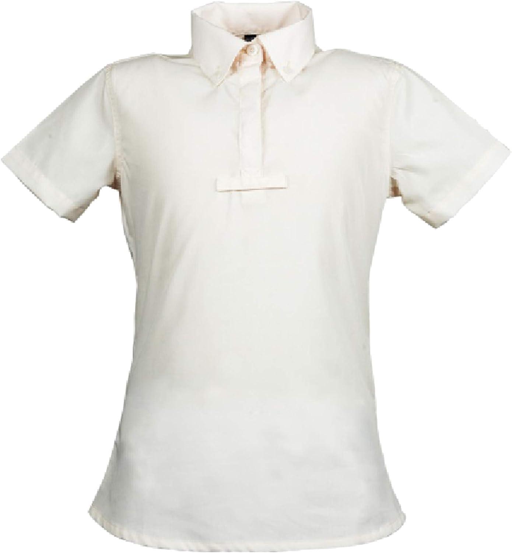 Dublin - Camisa de competición hípica Modelo Penwood de Manga ...