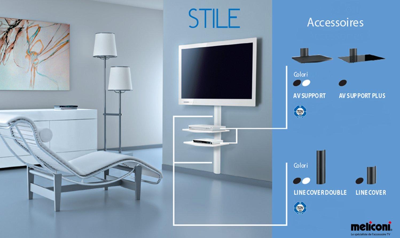 Nascondere i fili della tv tv e telecomandi with for Nascondere cavi tv