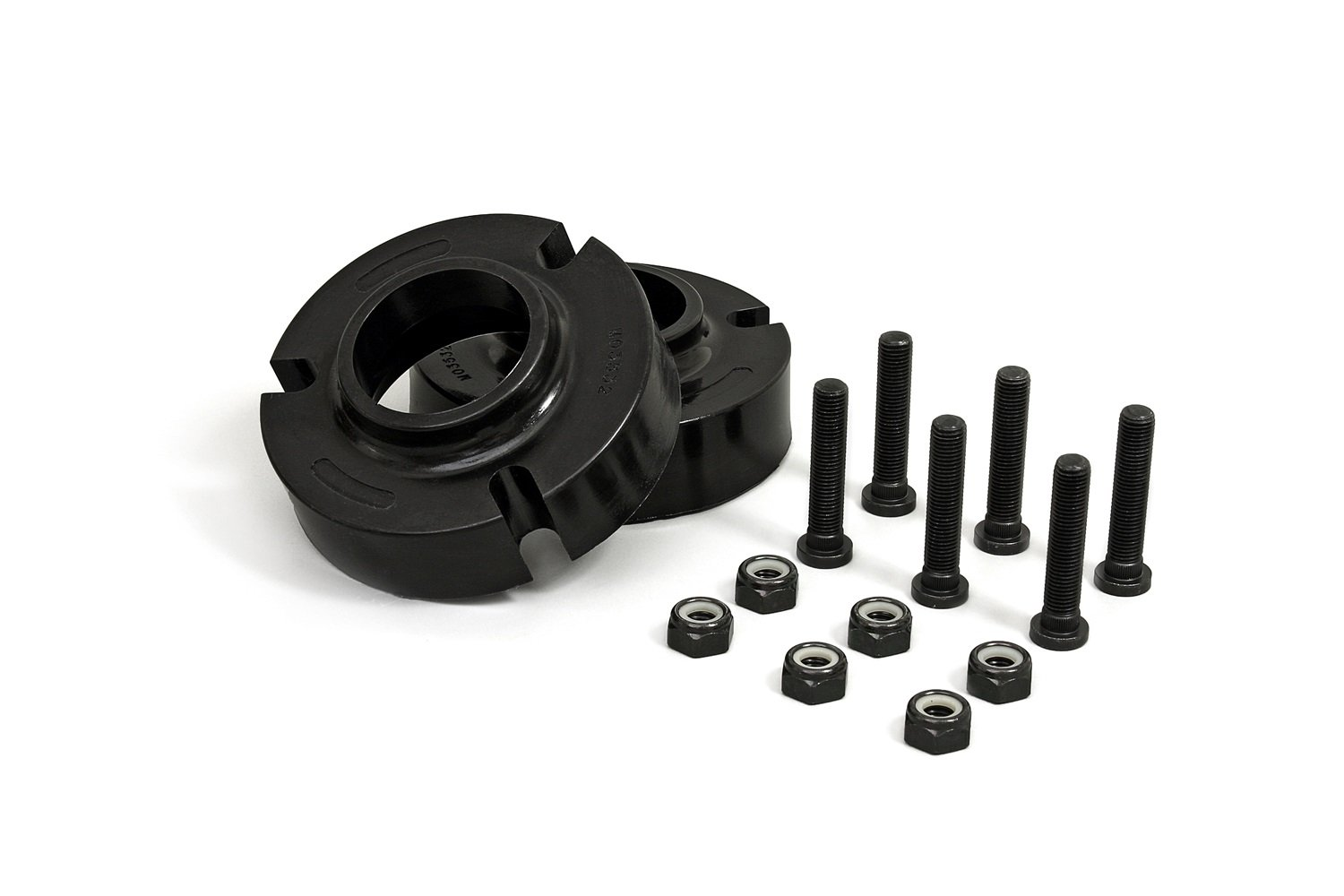fits 2003 to 2009 2//4WD Toyota 4Runner 1 Leveling Kit all cabs KT09117BK all transmissions Made in America Black Toyota 4Runner 1 Leveling Kit Daystar