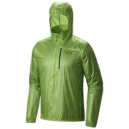 Mountain Hardwear Men's Ghost Lite Pro Jacket, Cyber Green, ...