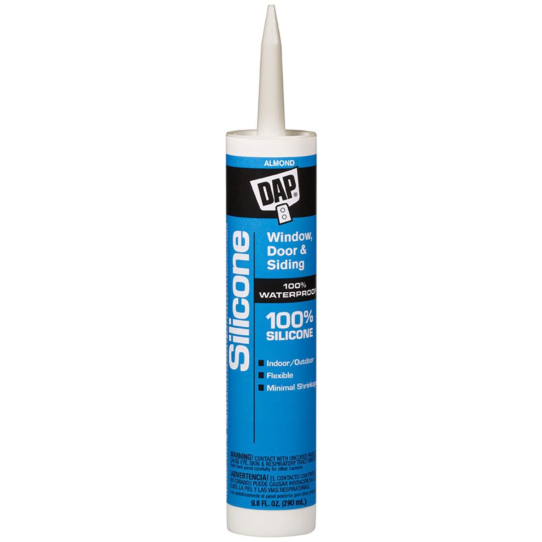 Dap 08649 9.8 fl oz Dow Corning Almond Silicone Sealant by DAP