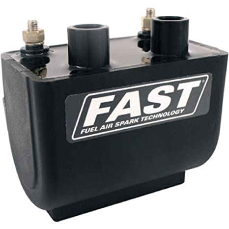 V-Thunder/Competition Cam Fast Ignition Coil - Dual-Fire - 3 Ohm - 3 25in   L x 2 75in  W x 3 125in  H F3004