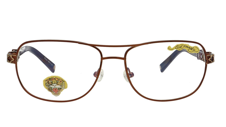 1923023a0ed7 Ed Hardy EHO-722 Mens Designer Eyeglasses