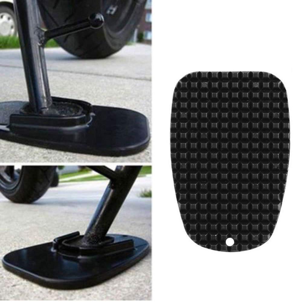 Turspit Protection De B/équille De Moto De Moto Protection Antid/érapante De Plaque Dextension De B/équille Lat/érale Antid/érapante