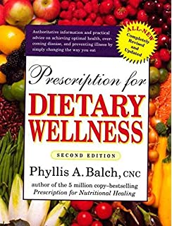 Prescription for nutritional healing fifth edition a practical a prescription for dietary wellness using foods to heal 2nd edition fandeluxe Choice Image