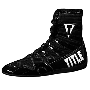 0719608cb5903 Title Boxing Velocity KO Boxing Shoes