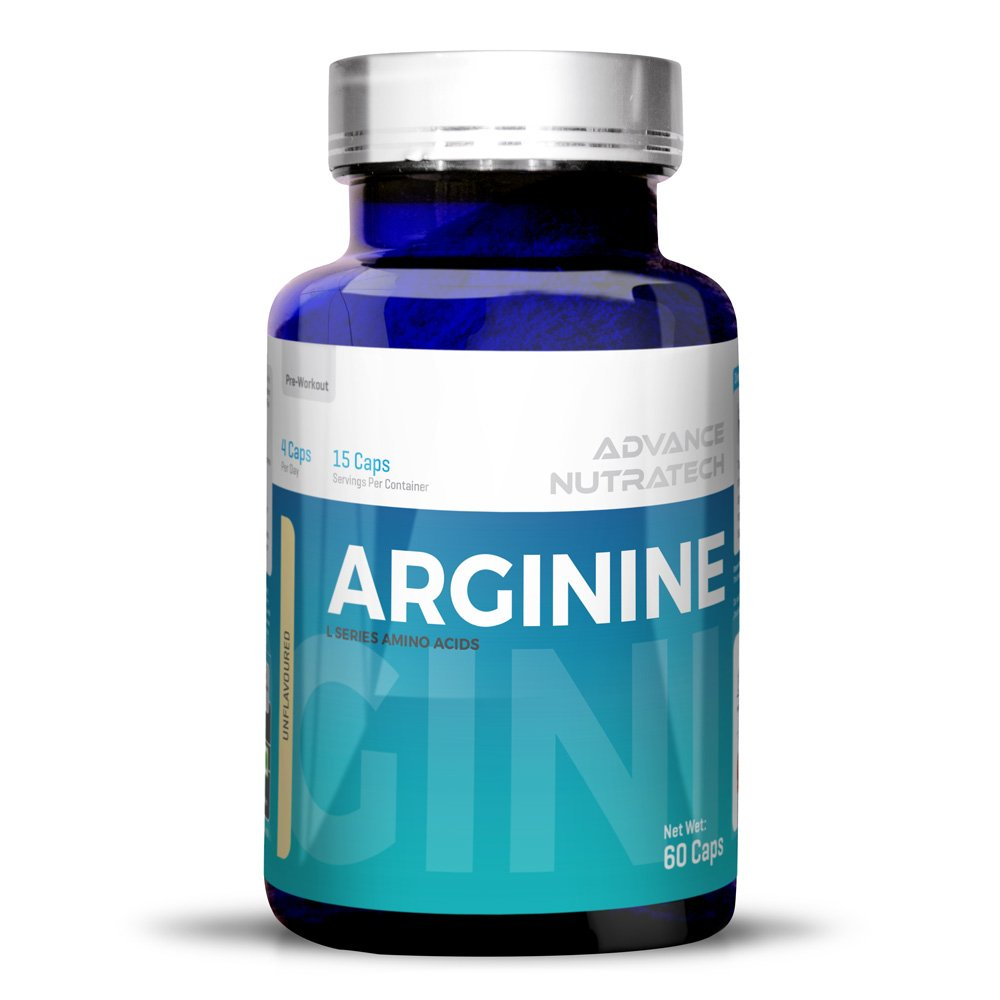 Arginine Aminos Pre-workout 60 Capsules For Beginners