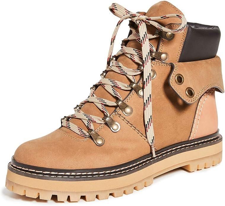 See by Chloe Women's Eileen Flat Boots