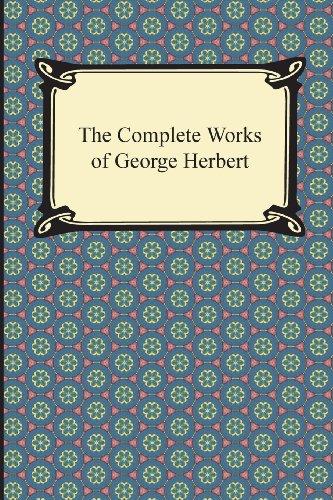 The 6 best george herbert complete works