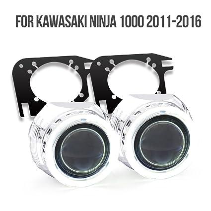 Amazoncom Kt Tailor Made Hid Projector Kit Hp26 For Kawasaki Ninja