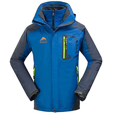 Outdoorjacke 3 in 1