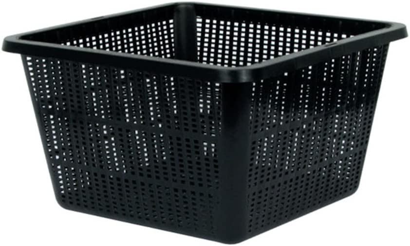 28x28cm Square Net Pot for Hydroponic Systems