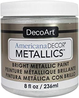 product image for DecoArt Ameri Deco MTLC Americana Decor Metallics 8oz Pearl, 1