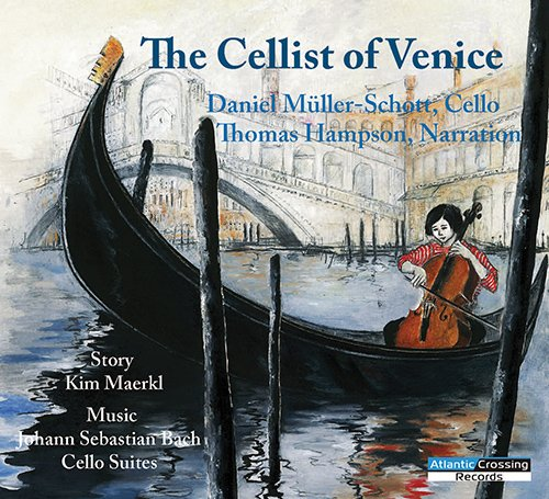 Price comparison product image The Cellist of Venice