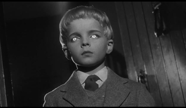 Film Reviews: Village of the Damned (1960) & Children of the Damned (1964)  | Fantasy Literature: Fantasy and Science Fiction Book and Audiobook Reviews