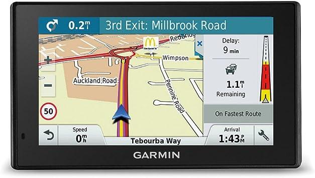 Garmin Drive Smart 51 Lmt D Eu Navigationsgerät Europa Karte Lebenslang Kartenupdates Und Verkehrsinfos Smart Notifications 5 Zoll 12 7 Cm Touchdisplay Zertifiziert Und Generalüberholt Navigation