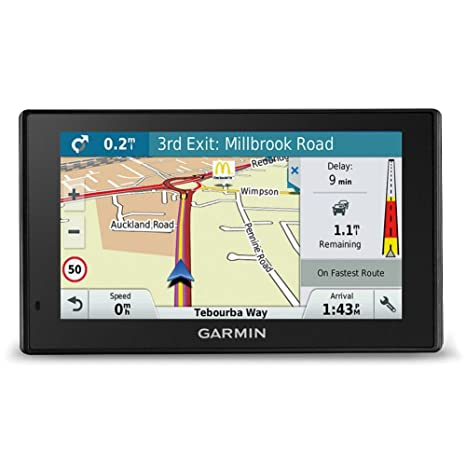 Garmin Drive Smart mit Map-Updates für UK, Irland und Europa ... on