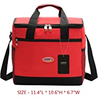 Ladyker Large Insulated 13L Lunch Cooler Tote Bag