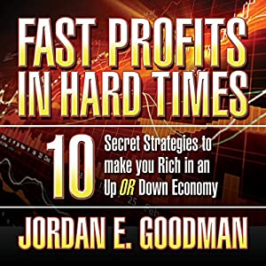 Fast Profits in Hard Times Audiobook