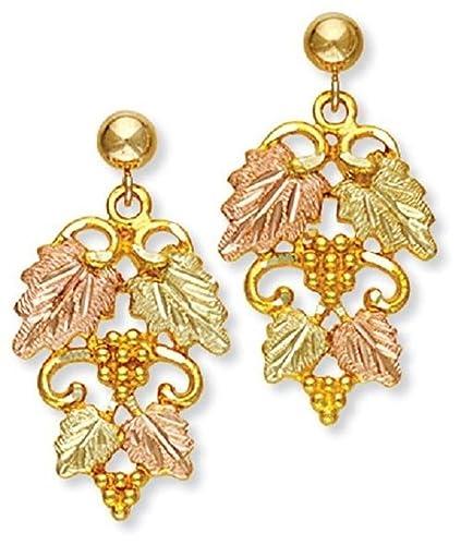 EARRINGS Beutifull 10k Yellow Gold