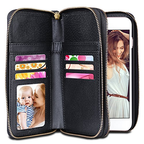 Zipper Card Case Case - 7