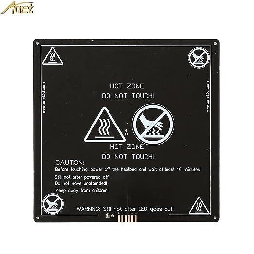 Amazon.com: Anet RepRap i3 Impresora 3D Aluminio MK2 MK3 ...